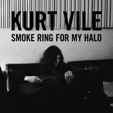 Kurt Vile, Smoke Ring For My Halo album cover image