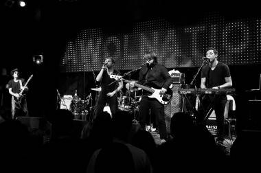 Awolnation at Venue, Vancouver, April 5 2011. Ashley Tanasiychuk photo