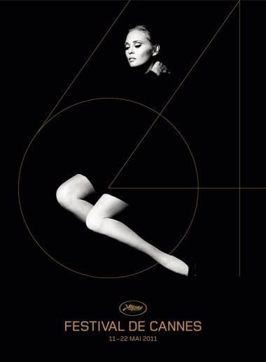 Cannes 2011 poster Faye Dunaway