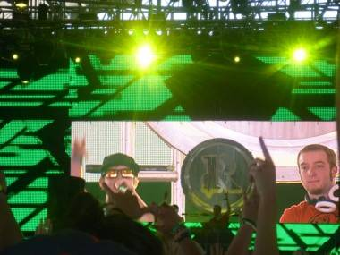 Excision at Coachella 2011 April 15. Terris Schneider photo