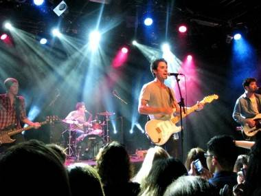 Bonnie Dune at the Commodore Ballroom, Vancouver, May 14 2011. Victoria Defoe photo