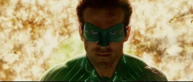 Ryan Reynolds as Green Lantern (2011)