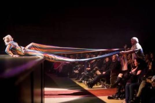 Vancouver Burlesque Festival 2011 closing show