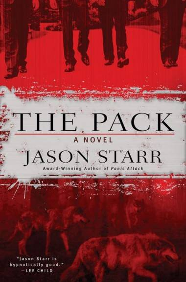 cover Jason Starr The Pack (2011)