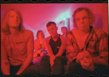 Cage the Elephant band photo