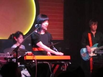 Cibo Matto at Fortune Sound Club, June 22 2011. Rachel Fox photo
