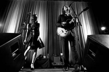 The Civil Wars at the Rio Theatre, Vancouver, June 24 2011. Christopher Edmonstone photo