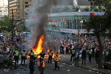 Vancouver June 15 2011. Photo by Ryan West