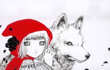 Little Red Riding Hood by Camille d'Errico