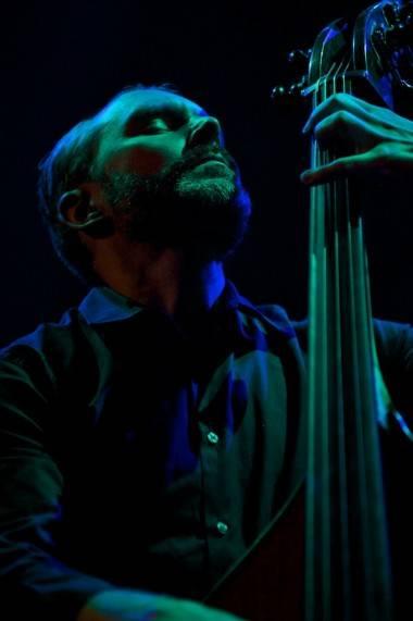The Bad Plus at the Vogue Theatre, Vancouver International Jazz Festival, June 30 2011. Christopher Edmonstone photo