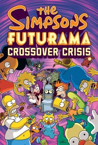 simpsons/futurama: Crossover Crisis