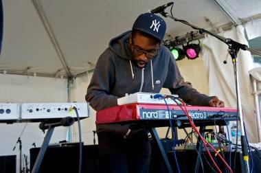 The Knocks perform live at Rifflandia