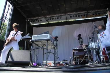 Head Like a Kite at Bumbershoot, Sept 5 2011. Robyn Hanson photo