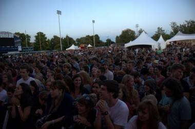 Rifflandia photos crowd shot