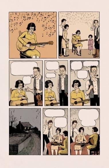 comic book art David Lasky