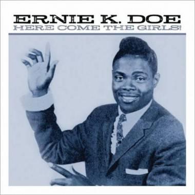 Ernie K-Doe album cover