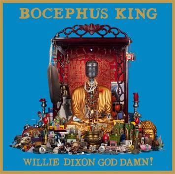 Bocephus King Willie Dixon God Damn album cover image