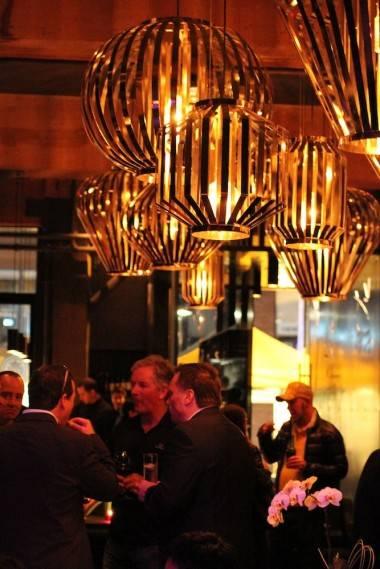 Chinois Yaletown restaurant launch photo