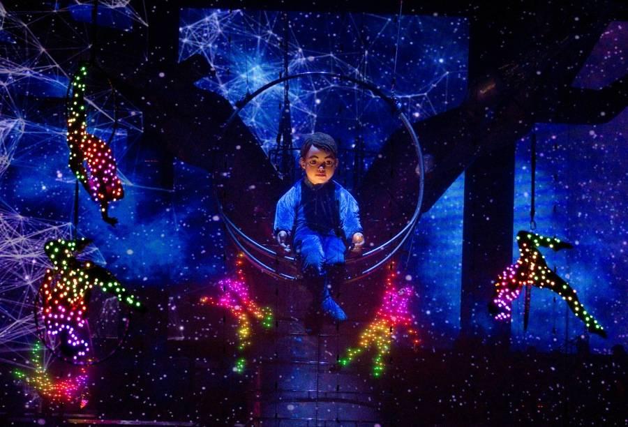 Cirque du Soleil's Michael Jackson The Immortal image