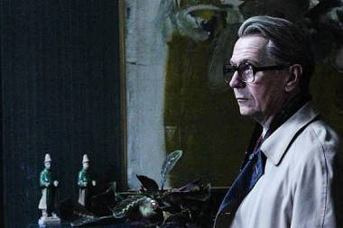 Gary Oldman in Tinker Tailor Soldier Spy movie image
