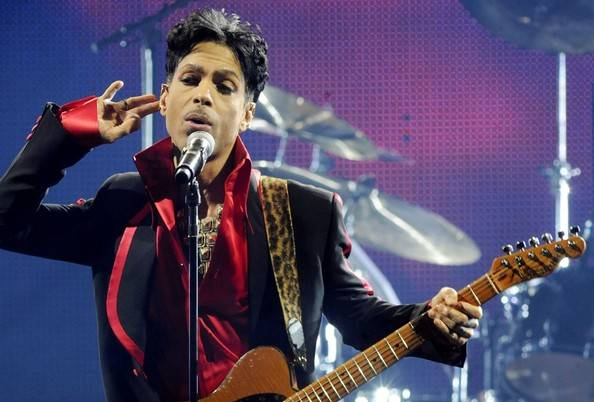Prince at the Sports Palace Photo by Bauer Griffin 09.11.10