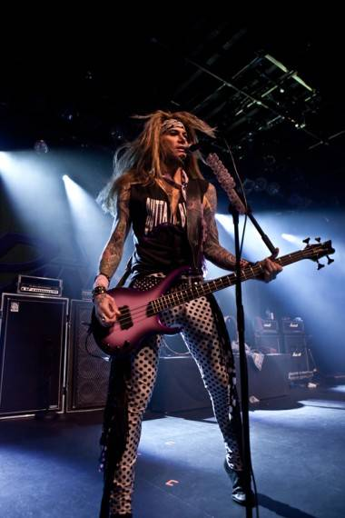 Steel Panther at the Commodore Ballroom photo