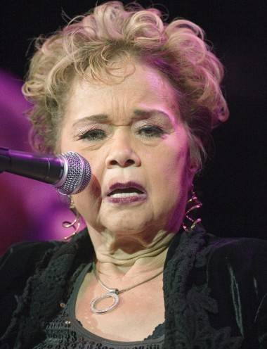 Etta James at the River Rock Casino photo