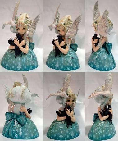 Camilla D'Errico statue Dark Horse Deluxe