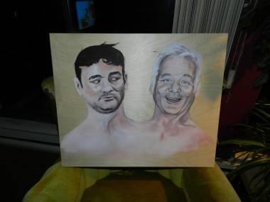 Bill You Murray Me art by Dallyn Rule