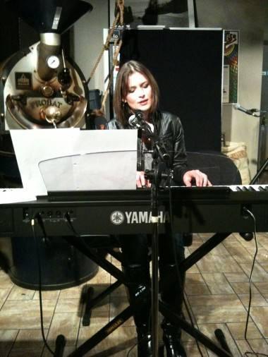 Vancouver finalist Kate Kurdyak