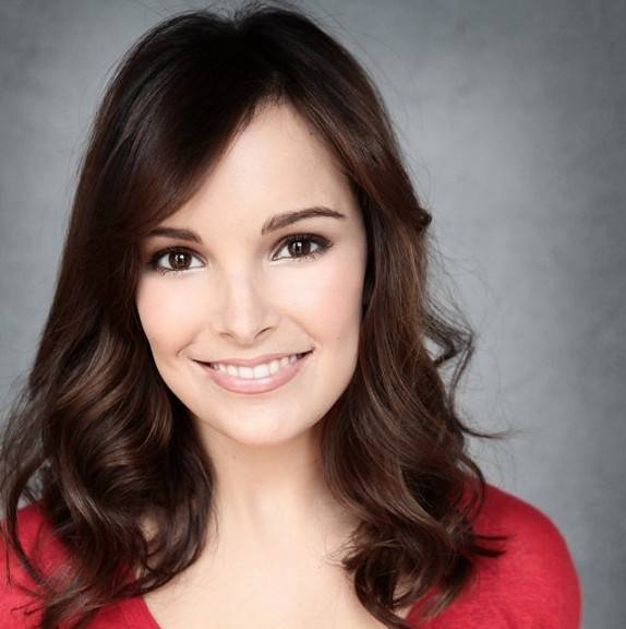 Vancouver actress Jodi Balfour headshot