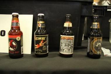North Coast Brewing Co. beers at Vancouver Craft Beer Week 2011