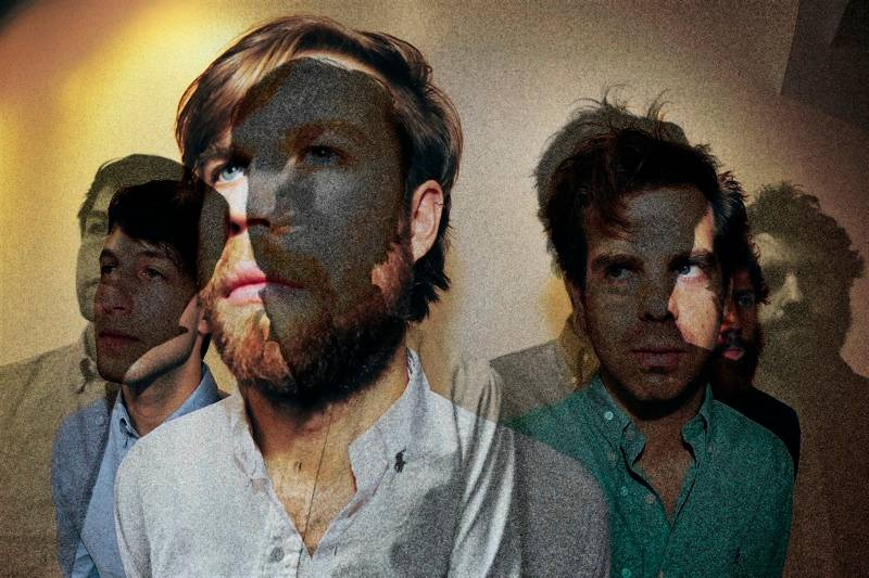 The Darcys band publicity photo