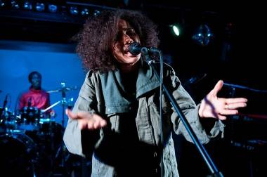 Nneka at the Biltmore Cabaret photo