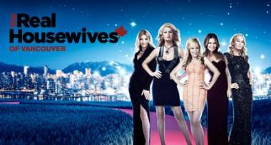 Real Housewives of Vancouver promotional image.