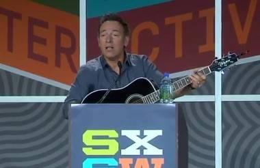 Springsteen SXSW 2012 2
