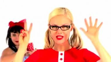 Alice Ai screengrab Almost Happy music video