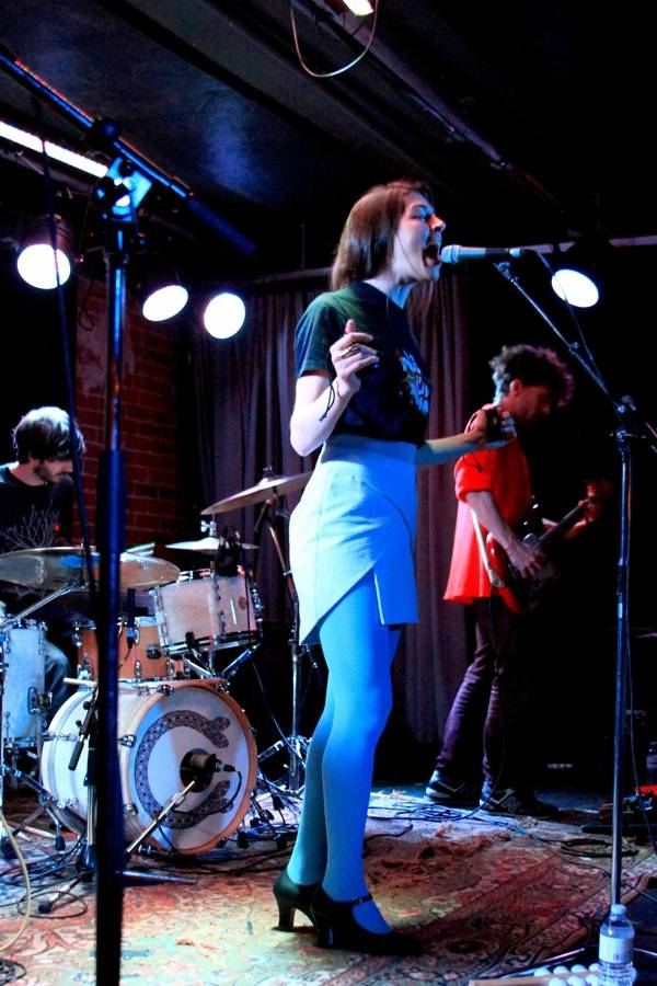 Chairlift live concert photo