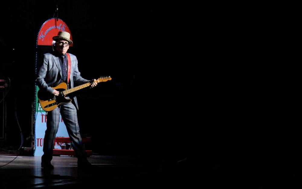 Elvis Costello at the Orpheum Theatre photo