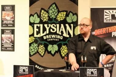 Elysian Brewing Company at Vancouver Craft Beer Week photo