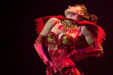vancouver international burlesque festival 2012 photos Vogue Theatre