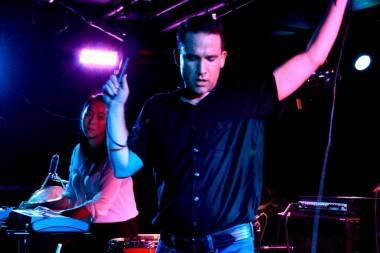 Xiu Xiu at the Biltmore Cabaret