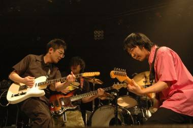 ZAZEN BOYS live photo