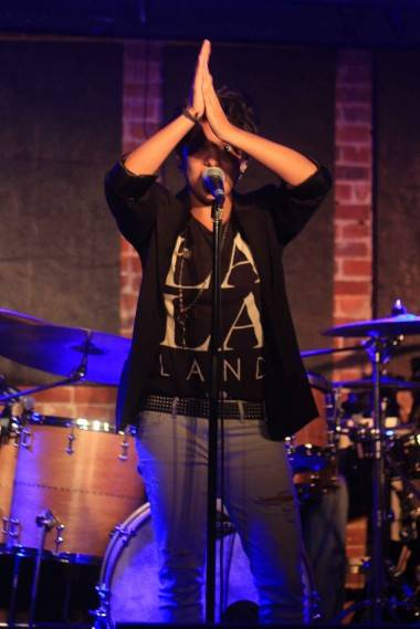 Vicci Martinez in Vancouver concert photo
