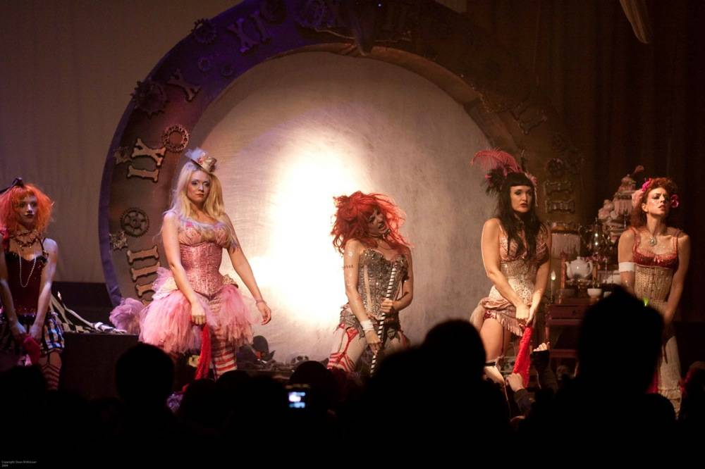 Emilie Autumn concert photo