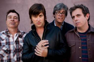 The Old 97's press photo
