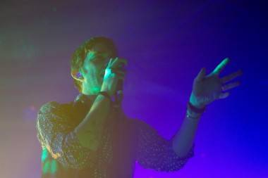 Yeasayer concert photo