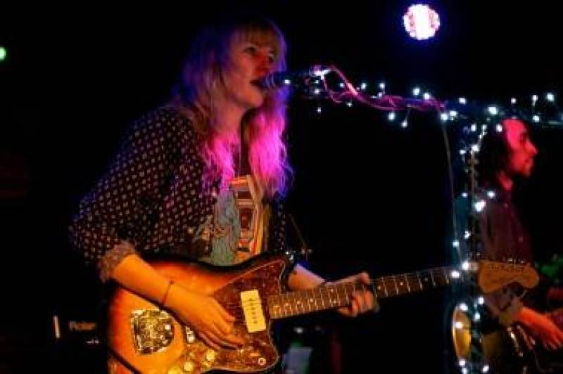 Pip Brown aka Ladyhawke concert photo