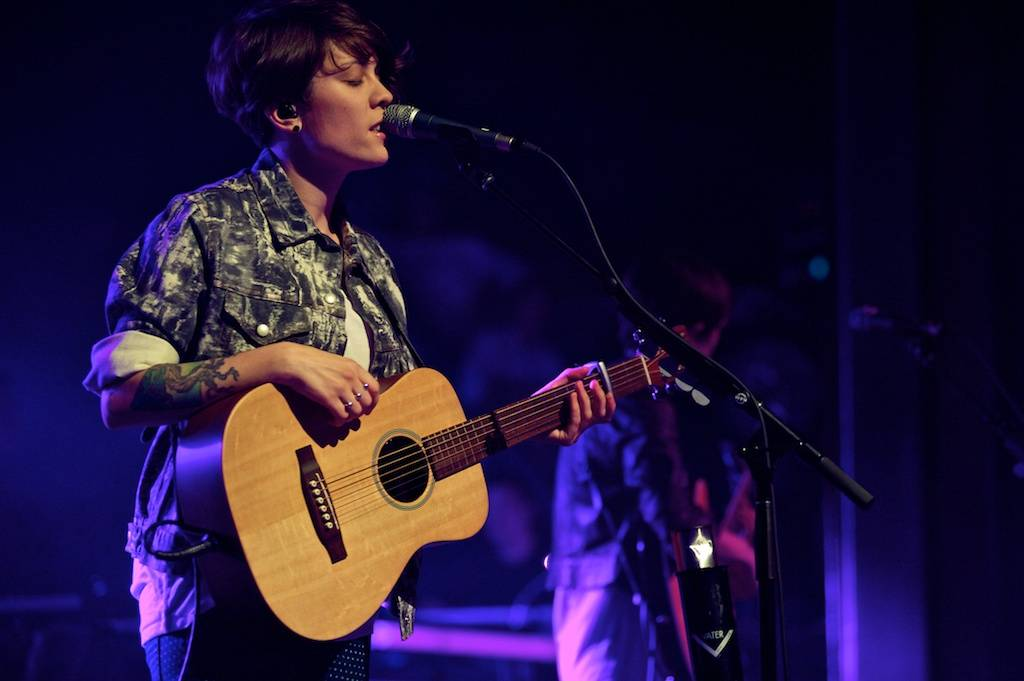 Tegan and Sara at the Vogue Theatre