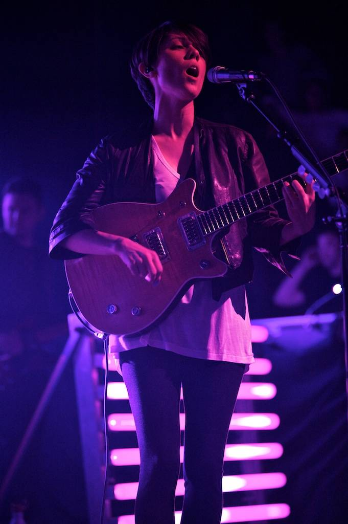 Tegan and Sara in Vancouver photo